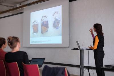 Light Space: textile illumination symposium organisé par CITA & Soft Matters à KADK, Copenhague, le 14 septembre 2018. Crédits: Anna Saint Pierre